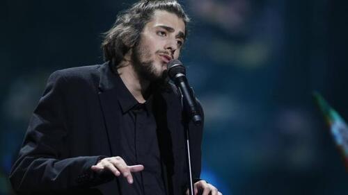 Salvador, gagant de l'Eurovision