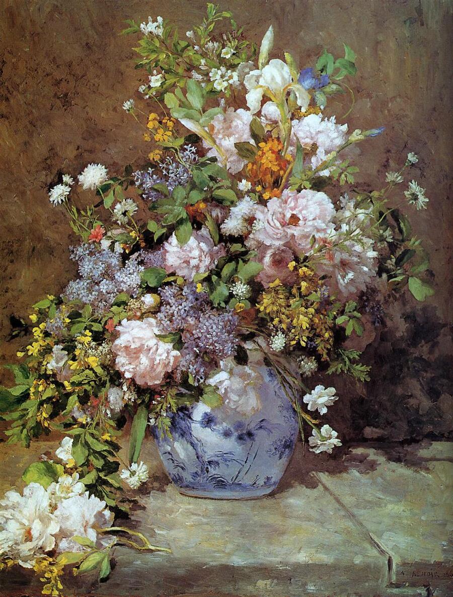 Renoir / ses années d'apprentissage