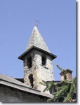 Faucon de Barcelonnette, tour de l'horloge