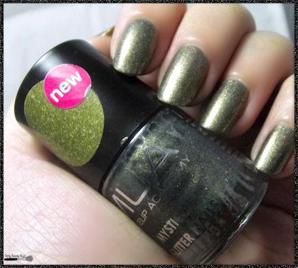 Le vert mystic MUA grosse promo inside
