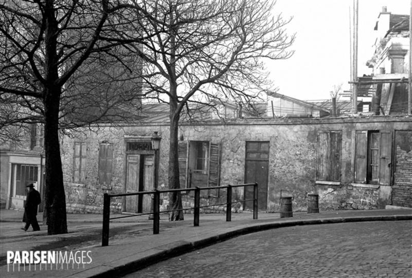 Montmartre : Le Bateau Lavoir