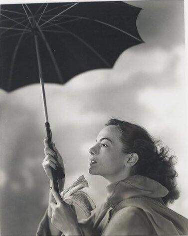10 - Portrait au parapluie
