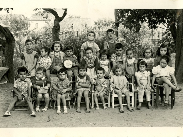 Jeunesse de Lignan de 1945 a 1950