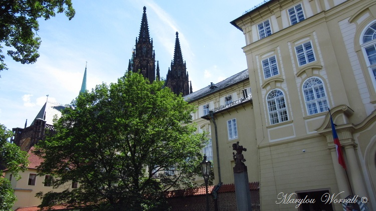 Prague : Le jardin royal