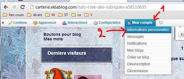 Tutoriel créer son avatar Eklablog