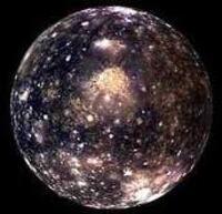 Les principaux satellites  naturels de notre système solaire