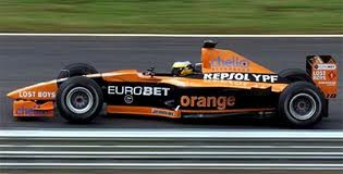 Arrows Orange