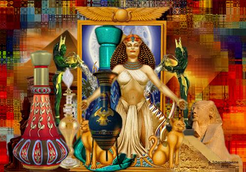 Les trésors d'Egypte