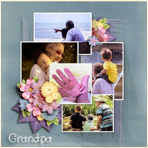 Generations by dentelle scrap