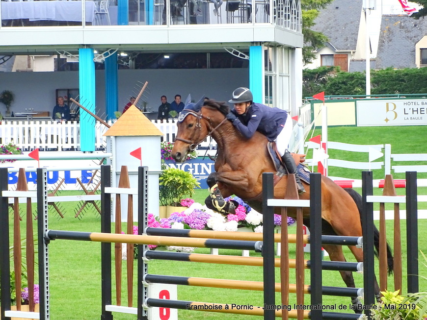 Longines Jumping International de la Baule - Mai 2019