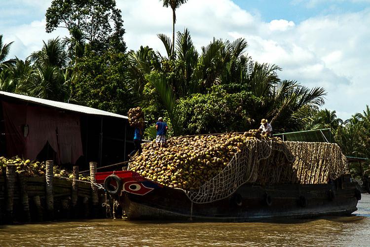 Delta du Mekong- 1 Ben Tre
