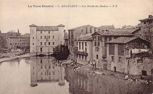 Le Moulin de la ville