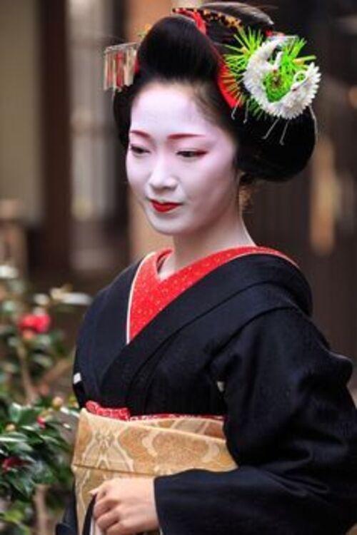 Portraits femmes asiatiques