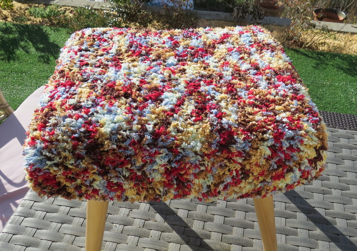 Et pendant ce temps-là... je tricote