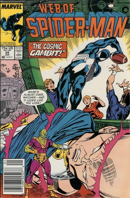 Web Of Spiderman 31-40