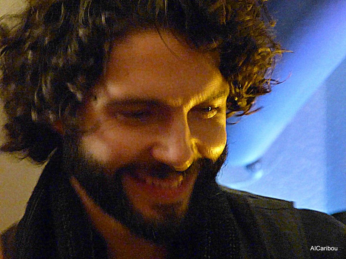 Alexandre Poulin, chanteur québécois