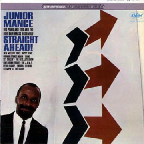 Junior Mance - The J.A.M.F.
