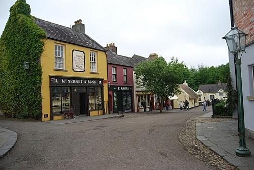 Bunratty - Irlande - Rue