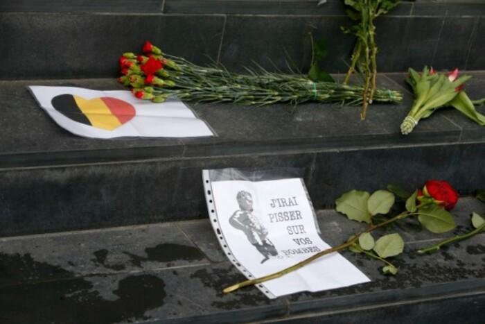 Mon hommage aux victimes de Bruxelles