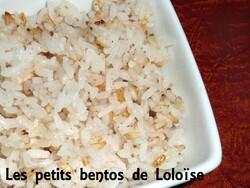 recette riz au lait de coco