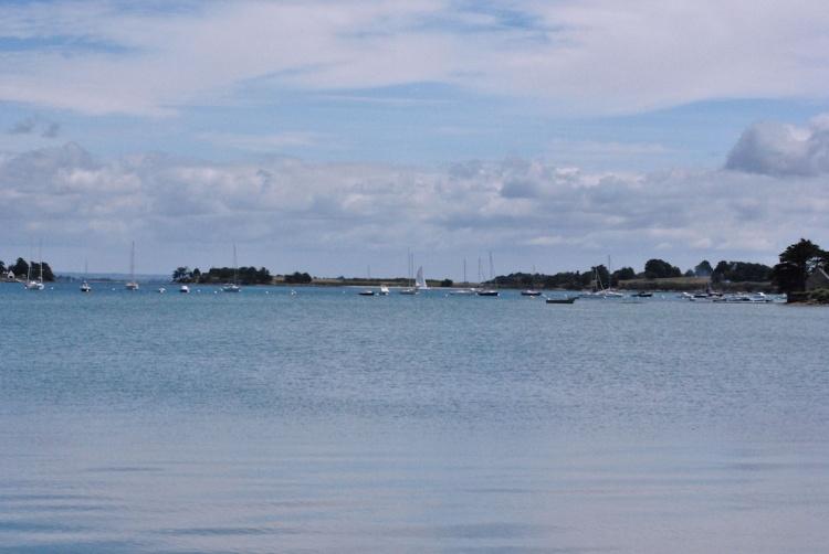 Photos du port et de la pointe du Logéo