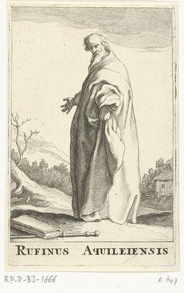 Rufin preot al Bisericii din Aquileia