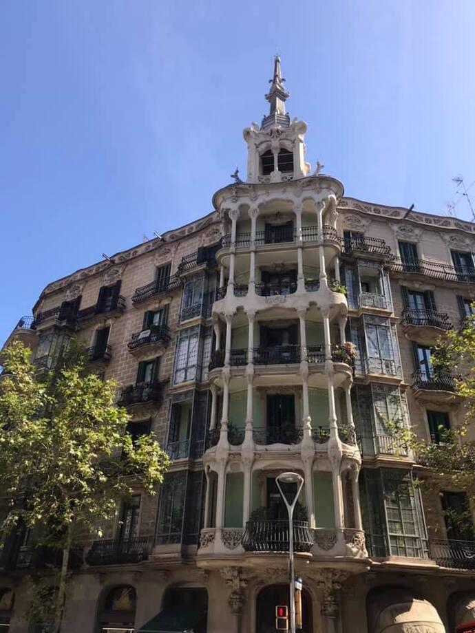 Barcelone (seconde partie)