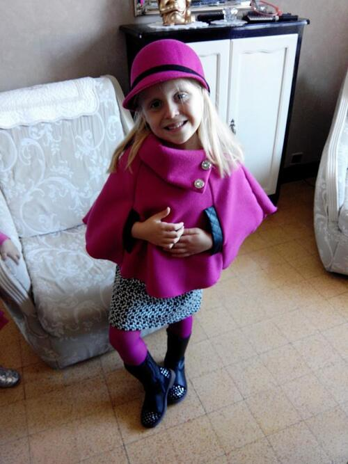 totale look tati pour ma fashion kids
