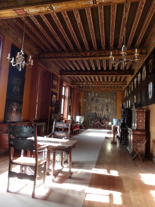 Le château de Beauregard ( 2 )