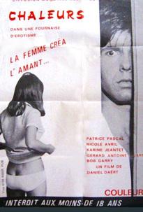 CHALEURS BOX OFFICE FRANCE 1971