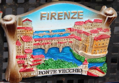 Après Rome : Arezzo, Florence et Padoue