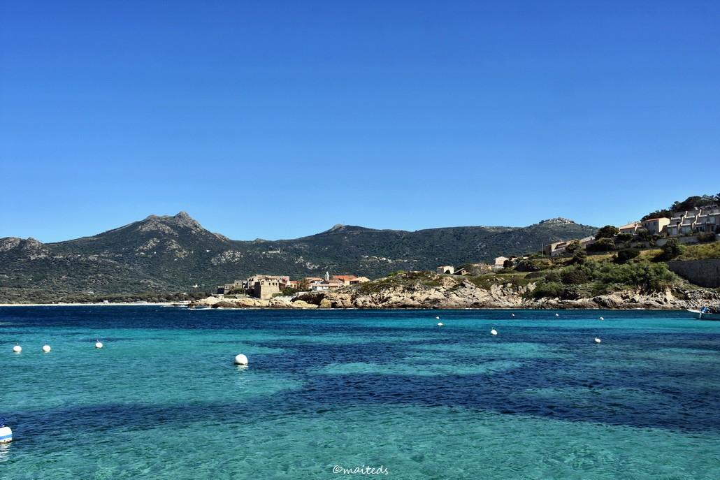 San Damiano/Algajola - Corse