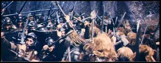 Bataille en Gaule