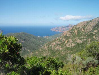 Girolata e la Punta Scandola