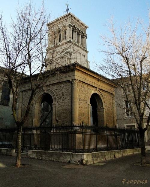 """Valence en son coeur : la cathédrale et le """"Pendentif"""""""