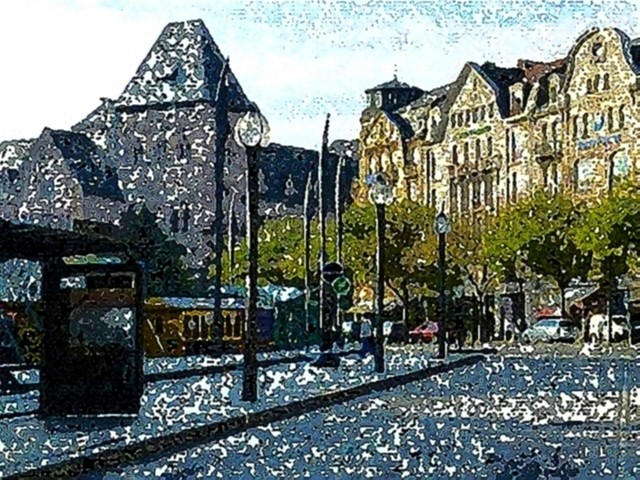 Place du Général de Gaulle 2 Marc de Metz 2011