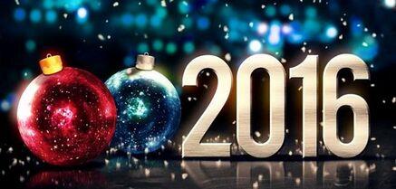 Tous Mes Voeux Pour 2016