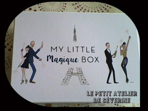 My little box décembre 2015