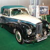 MOSCOU - 9 MARS - La rétro automobile Sunbeam Talbot 90 1953