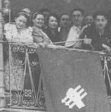 Piverstistes à Royan, 1938