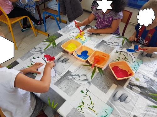 Projet artistique avec Alexander Calder.....