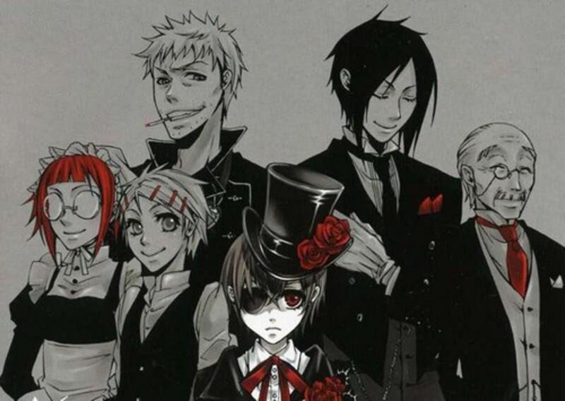 [Fiche] Black Butler