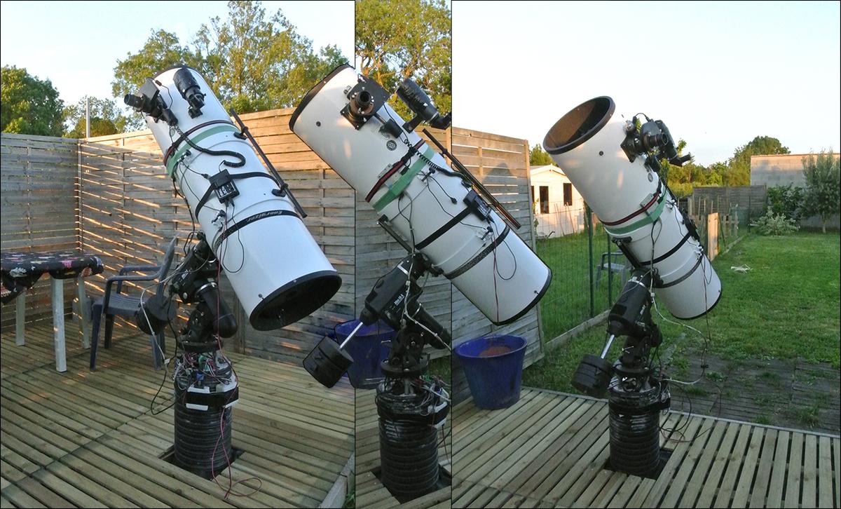 Telescope newton 300mmF4 OO