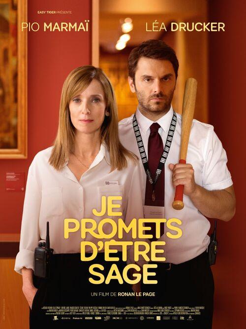 Découvrez la bande-annonce JE PROMETS D'ÊTRE SAGE avec Pio Marmaï  & Léa Drucker - Le 14 août 2019 au cinéma