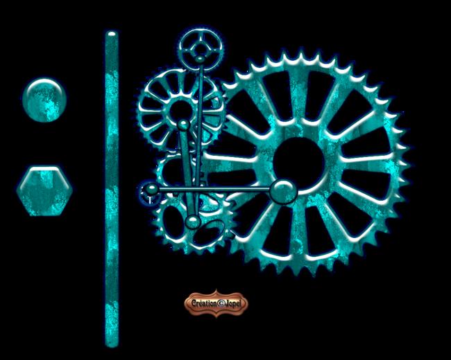Tuyauteries et gears no:6