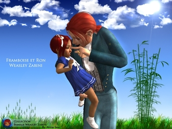 Framboise et Ron