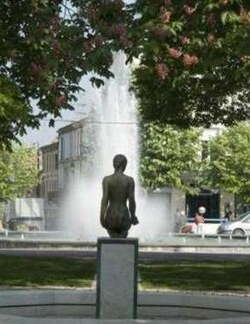 Marmande et ses statues
