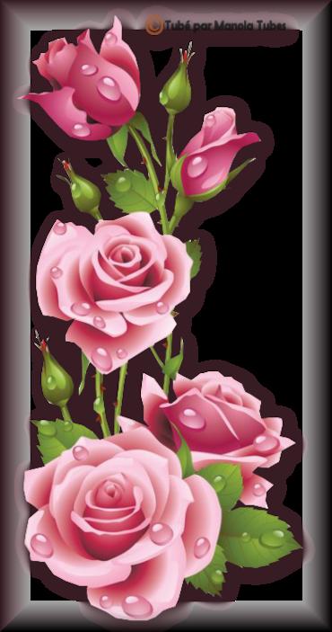 Tube fleurs 2947