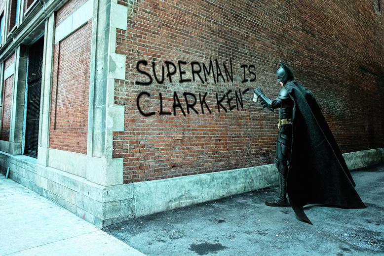 Batman Is Badman