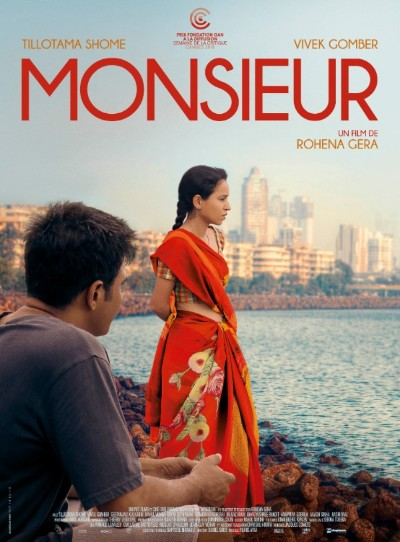 MONSIEUR de Rohena Gera avec Tillotama Shome, Vivek Gomber - Bande-annonce - Sortie le 26 décembre 2018 au cinéma